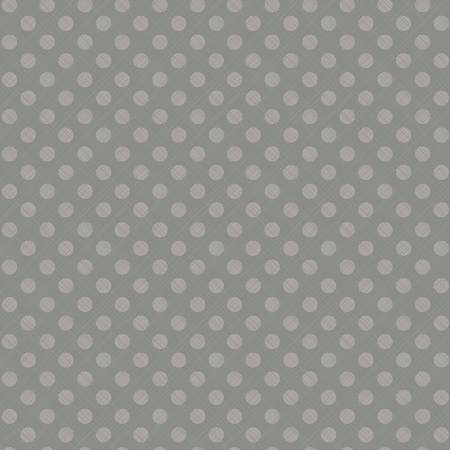 Snowed In Sketched Dots Gray