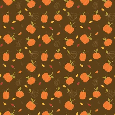 Adel in Autumn - Autumn Pumpkins Chocolate