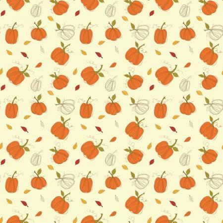 Adel in Autumn - Autumn Pumpkins Cream