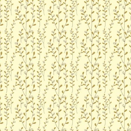 Adel In Autumn C10826R-CREA Autumn Vines Cream