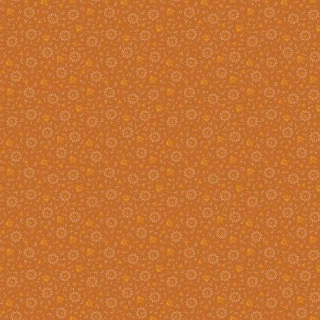 Bountiful Autumn Burst Orange