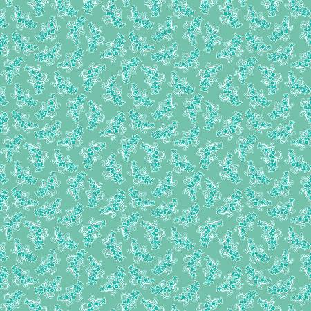 Stitch Bouquet Seaglass