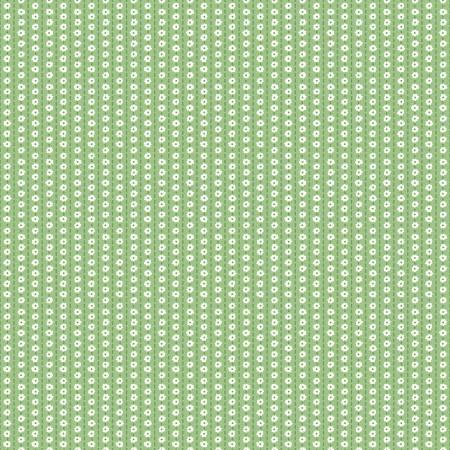 Stitch Daisy Chain Green