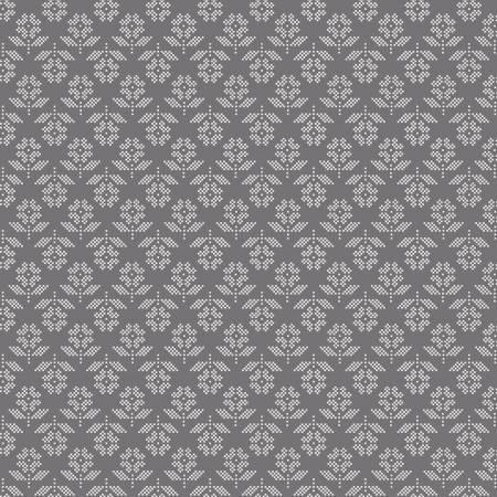 Stitch Flower Steel C10932