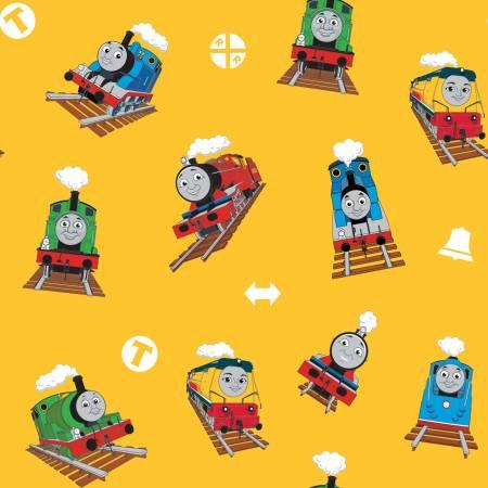 Thomas & Friends 4-Yard Backing