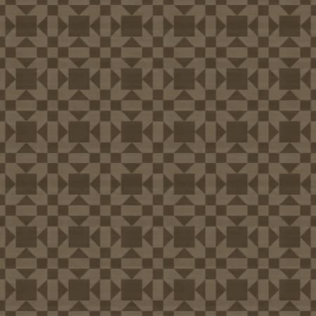 Barn Quilts Sisters Choice Brown