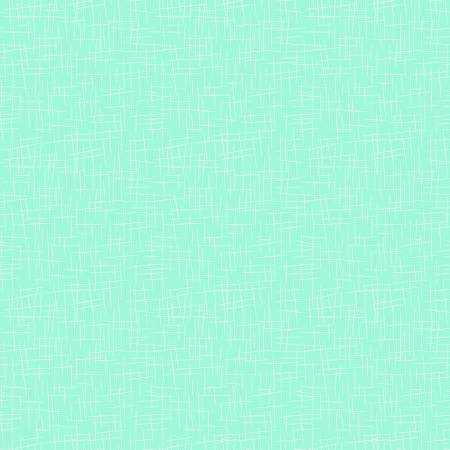 Riley Blake - Hashtag Large  Aqua