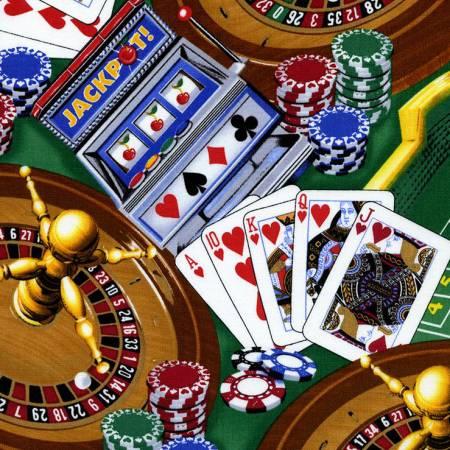 TT- Casino Games Green