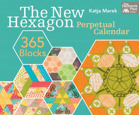 New Hexagon Perpetual Calendar & Book
