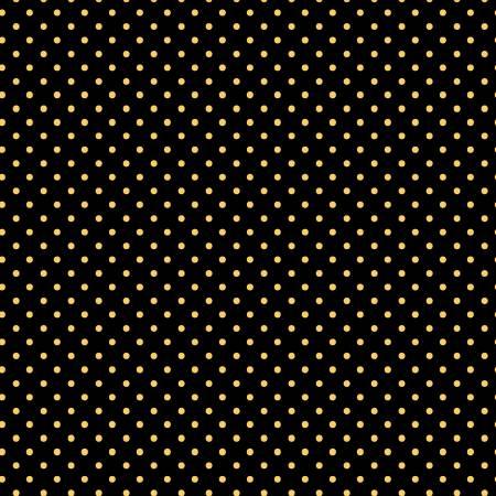 Bee Polka Dots