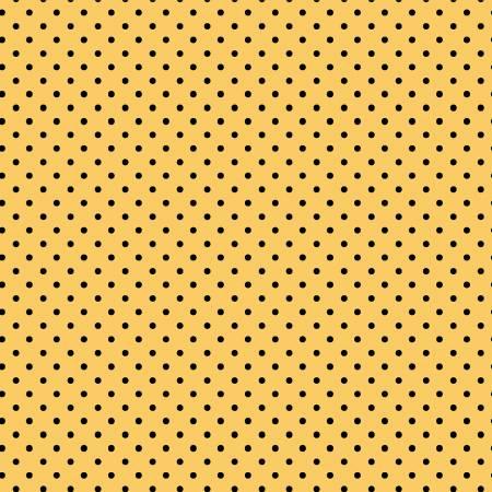 Honey Polka Dots