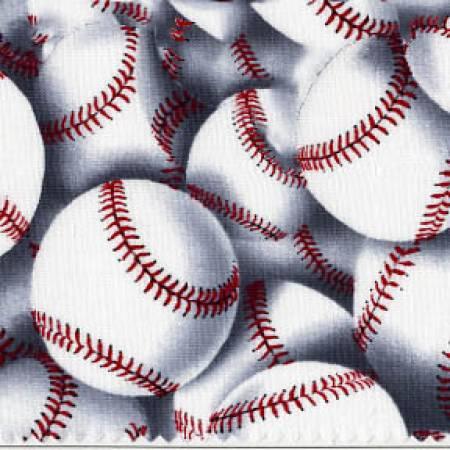 White Baseballs Packed