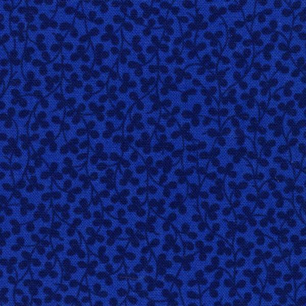 Blue Vines  - C2758-BLU