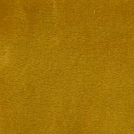 Shannon Fabrics - Cuddle Solid - 60 - Gold
