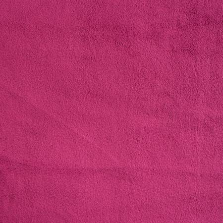Cuddle Fabric- Solid Magenta 58 inches Wide
