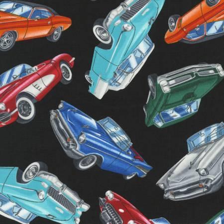 Black Classic Cars