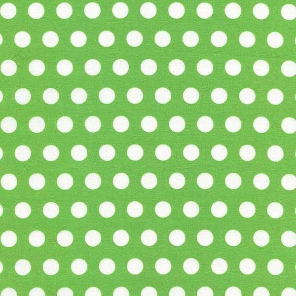Green/White Dots