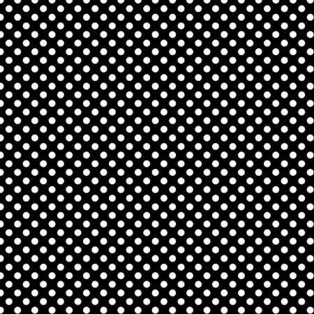 Small Dots Black