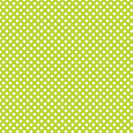 Small Dot Lime