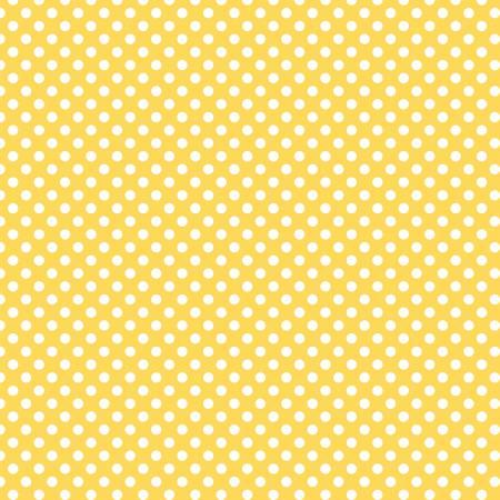 Small Dots Yellow C350-50 Yellow