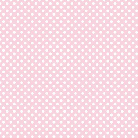Small Dot Baby Pink