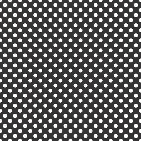 RB Medium Dots Black