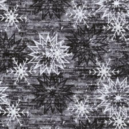 Smoke Snowflake
