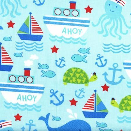 Aqua Ships & Sealife