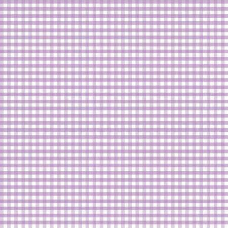 1/8 inch Small Gingham Lavender