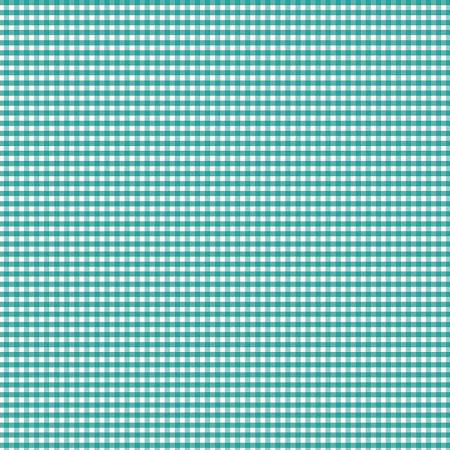 1/8 Inch Small Gingham  Teal