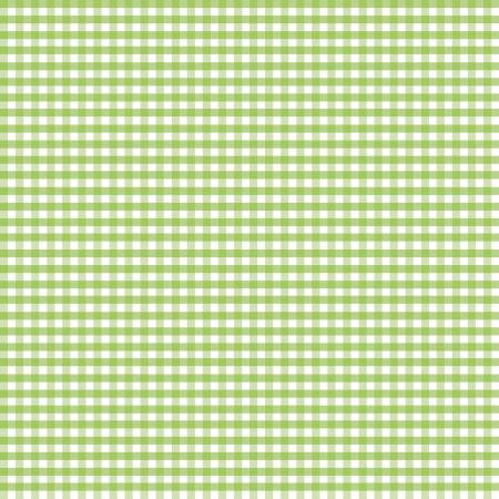 1/8 inch Small Gingham Green