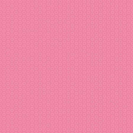 Circle Dot Hot Pink