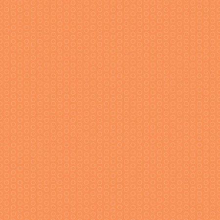 Circle Dot Orange
