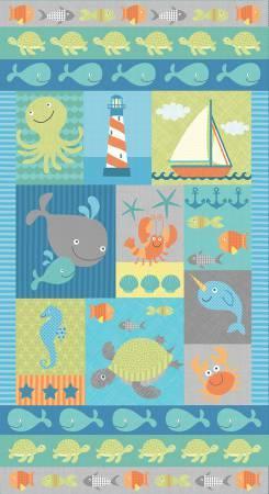 Multi Sea Life Panel