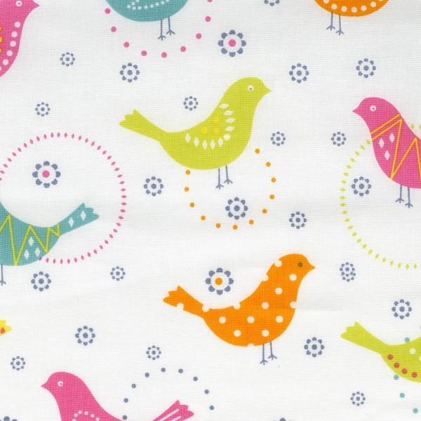 Fun C4769 White Birds