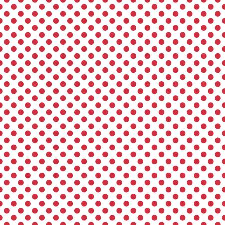 Small Dots C480-80 red
