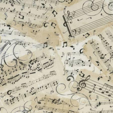 MUSIC SHEET ~ Natural