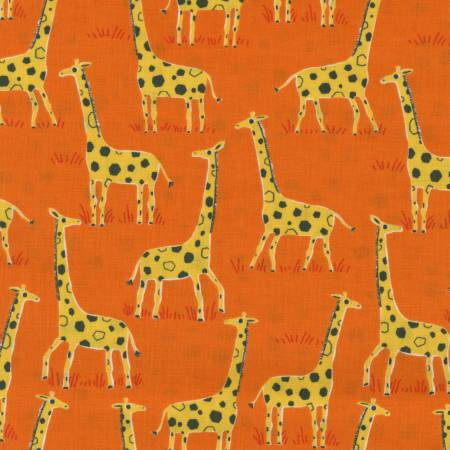 Fun C4936 Orange Giraffe