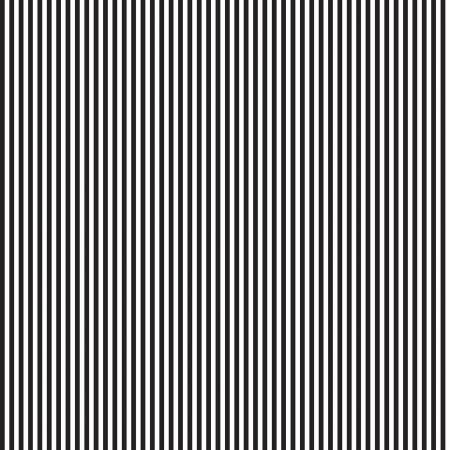 Black Stripe 1/8 Inch Fabric