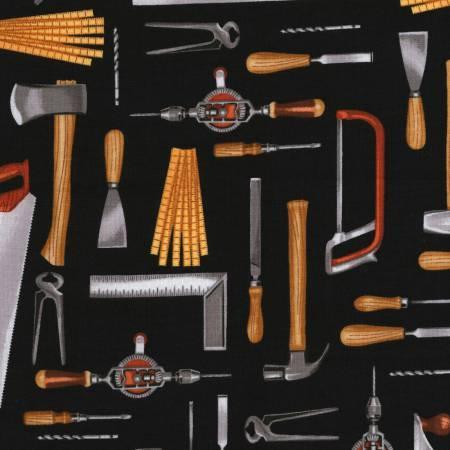 Black Tools C5217-BLK