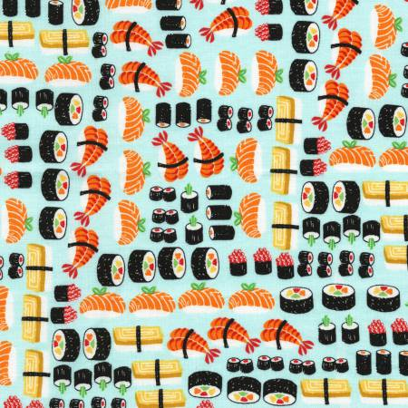 Food - Sushi Allover - C5244