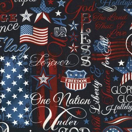 Navy Patriotic Words
