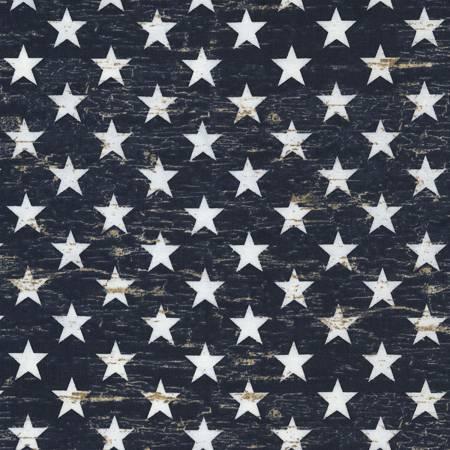 USA Patriotic Navy Stars C5568