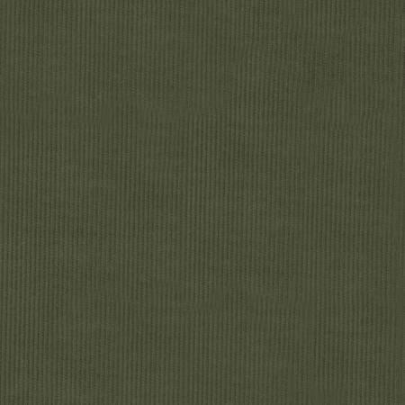 8 Wale Cotton Corduroy - Olive