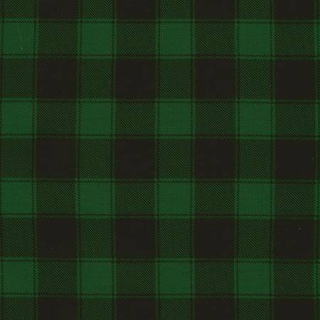 Buffalo Check Green Flannel HOLIDAY-CF5784-GREEN