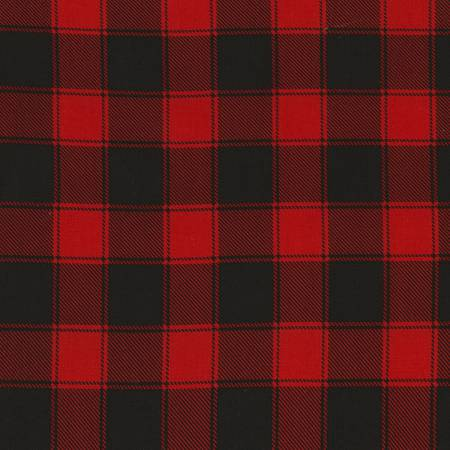 Buffalo Check Red Flannel HOLIDAY-CF5784-RED