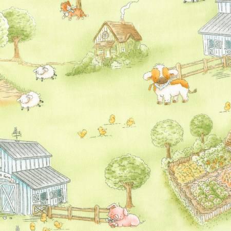 Green Farm Scenic