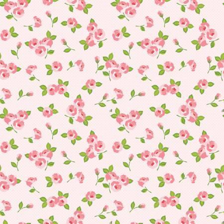 2367 Kewpie Floral Pink