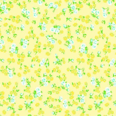 Dainty Daisy Yellow