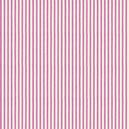 Anne Ticking Pink C5868